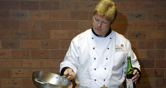 Former JCCC Chef Passes (1/2)